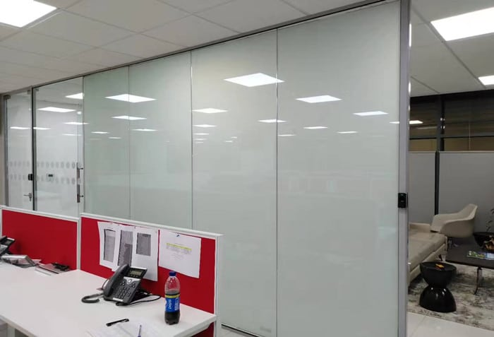fire rated switchable glass